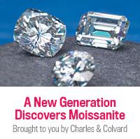 Sponsored Content: Moissanite Charles & Colvard